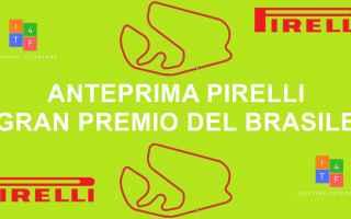 Formula 1: f1  formula1  brazilgp  pirelli
