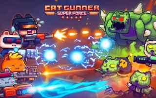 Mobile games: sparatutto  arcade  videgame  gatti  android