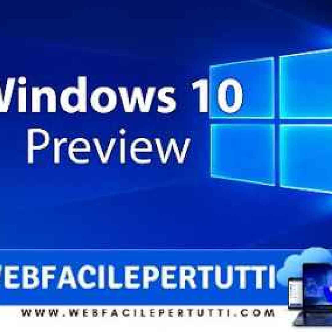 windows 10  insider 19h1 preview build