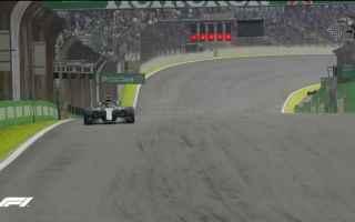 Formula 1: GRAN PREMIO DEL BRASILE FP1-FP2: DUELLO MERCEDES-FERRARI