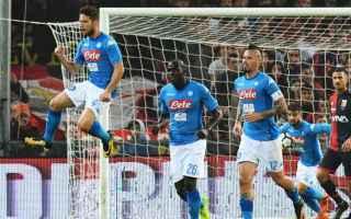 Serie A: genoa napoli streaming