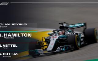 Qualifiche piena di colpe di scena, quelle terminate poco fa ad Interlagos, dove Lewis Hamilton ha c