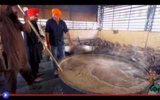 dal Mondo: india  religione  sikh  templi  cibo