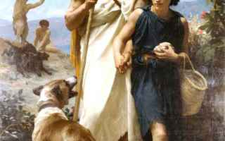 Cultura: mitologia  odissea  omero  poeta  storia