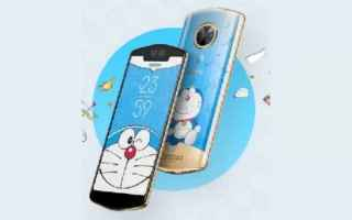 smartphone  doraemon