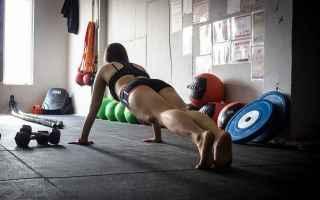 Fitness: allenamento  fitness  propriocettivo