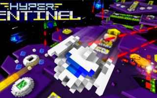 Mobile games: retrogame  indie  arcade  android  iphone  hyper sentinel  uridium