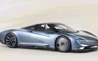 Automobili: supercar  mclaren