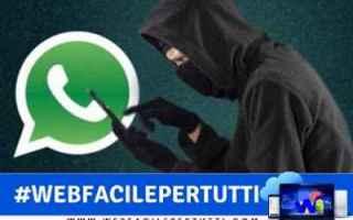 WhatsApp: whatsapp  truffa  credito