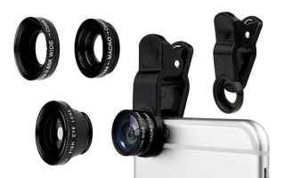 Fotocamere: smartphone  obiettivi  fotografia