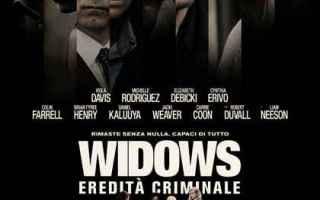 widows film cinema eredità criminale