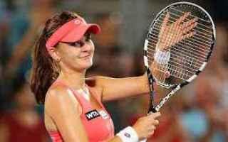 tennis grand slam news radwanska