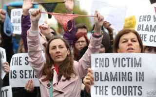 donna  violenza  tanga  irlanda