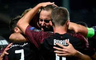 Europa League: milan  streaming