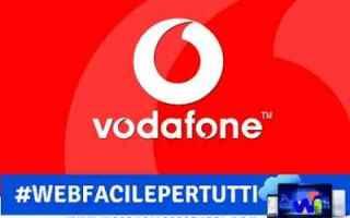 Telefonia: vodafone offerta christmas card
