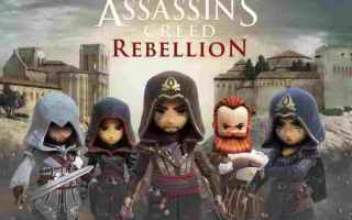 Mobile games: assassin creed  giochi mobile