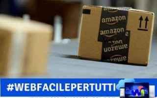 Amazon: amazon servizio poste