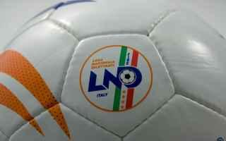 Serie minori: lnd  lega nazionale dilettanti