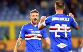 Serie A: sampdoria bologna