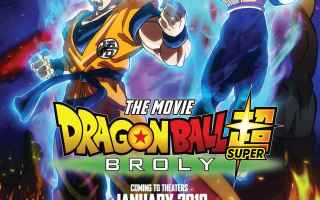 cb01 sub ita e ita Dragon Ball Super: Broly film  streaming altadefinizione,Dragon Ball Super: Broly