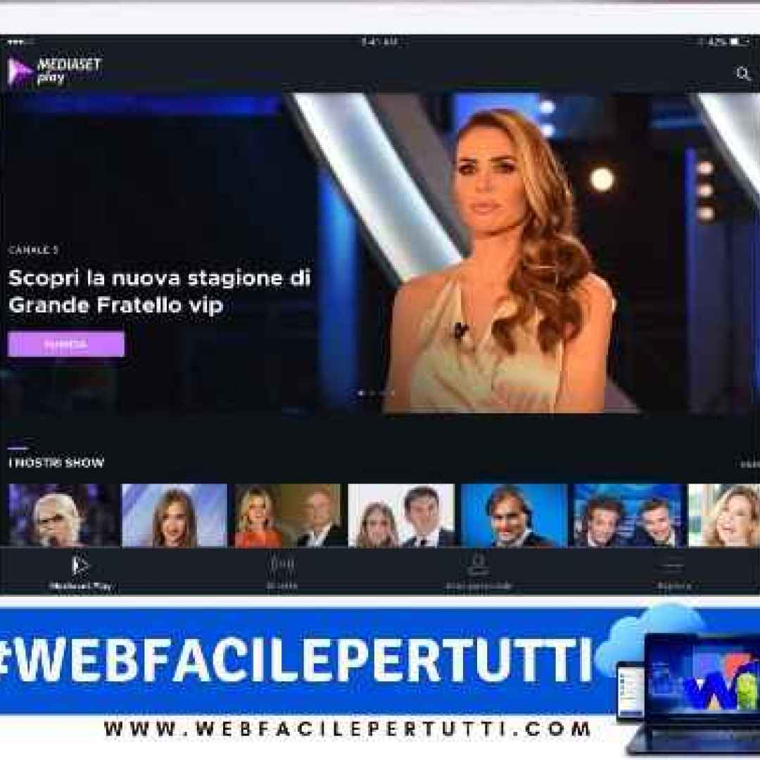 mediaset  play  app  streaming