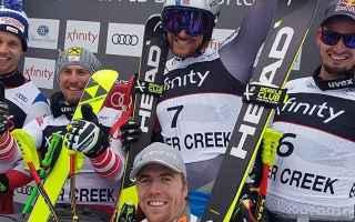 Sport Invernali: SCI: BEAVER CREEK-LAKE LOUISE: DOPPIETTA AUSTRIACA