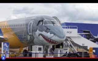 Tecnologie: aerei  aviazione  arte  animali  squalo