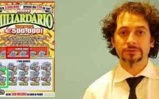 Video online: video lotteria italia truffa