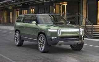 Automobili: suv  auto elettrica
