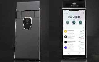 Cellulari: blockchain  smartphone
