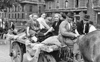 Storia: garfagnana sfollati ii guerra mondiale