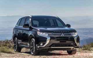Automobili: Suv of the yeara Mitsubishi Outlander Phev