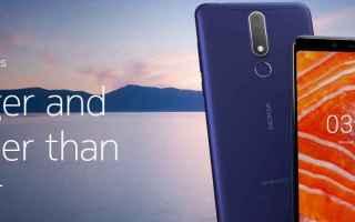 Cellulari: nokia  nokia 3.1 plus  smartphone  tech
