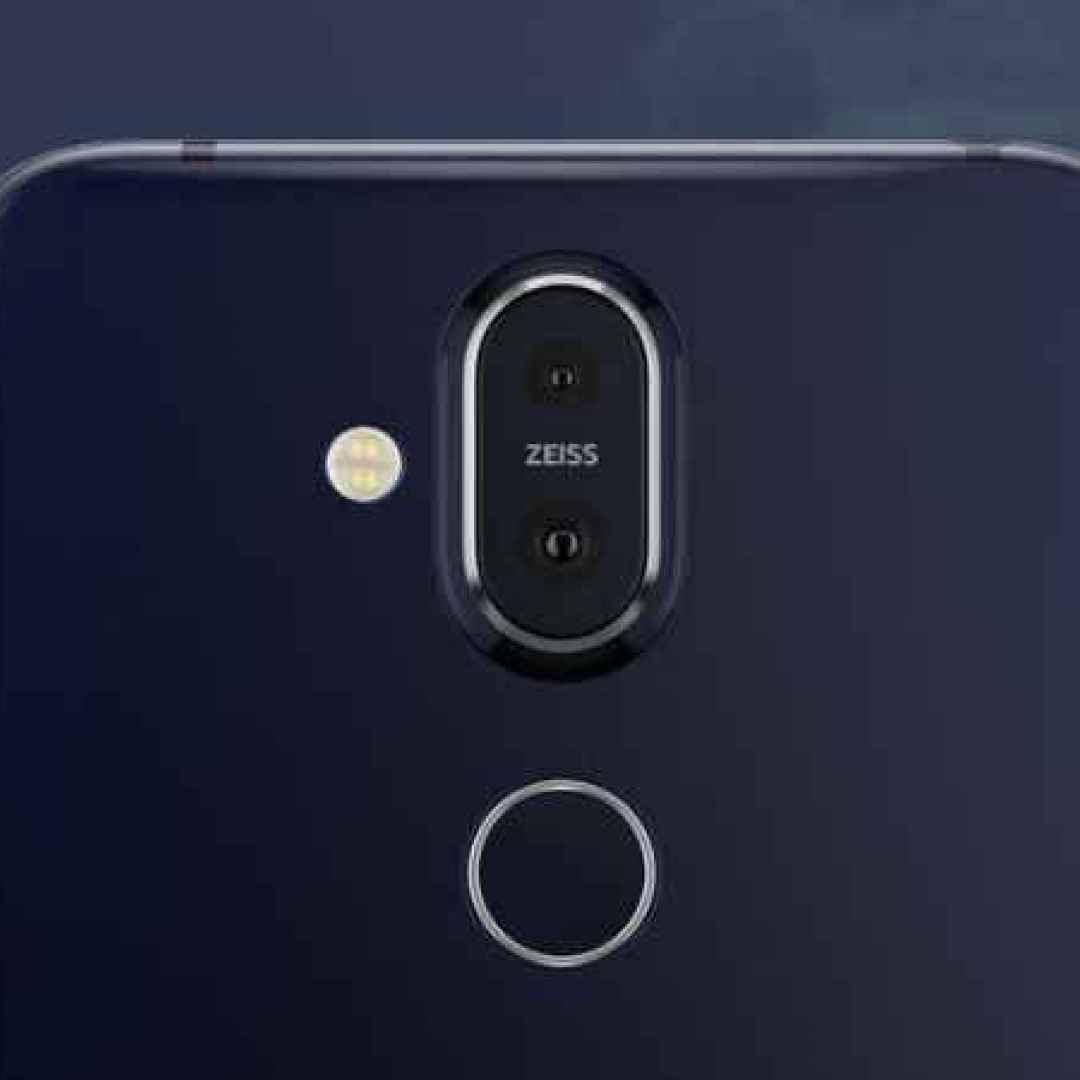 nokia  nokia 8.1  smartphone  android