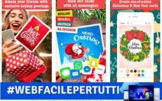 merry christmas card maker app