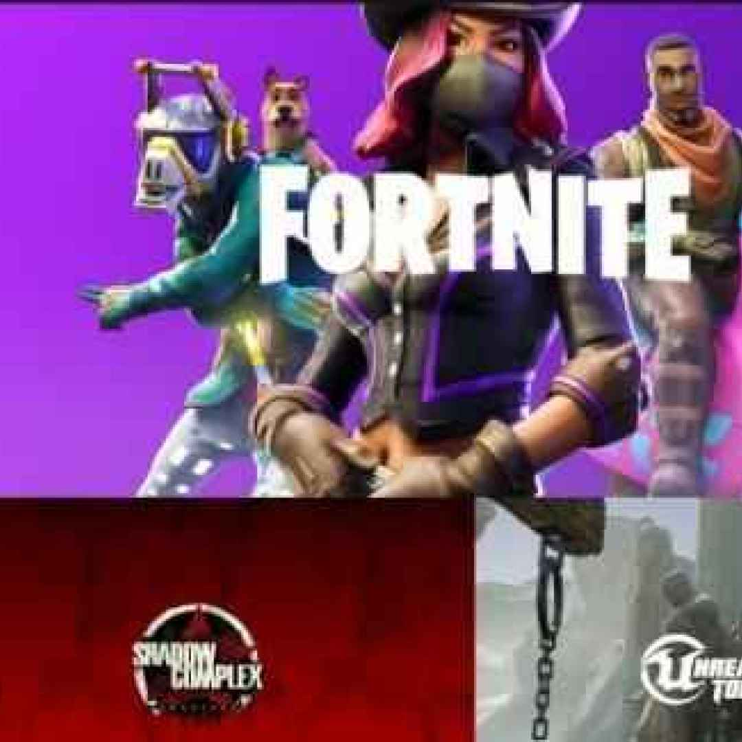 videogame  epic store