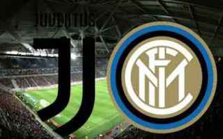 Serie A: calcio juventus inter gol highligths