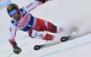 Sport Invernali: SCI: ST MORITZ-VAL D
