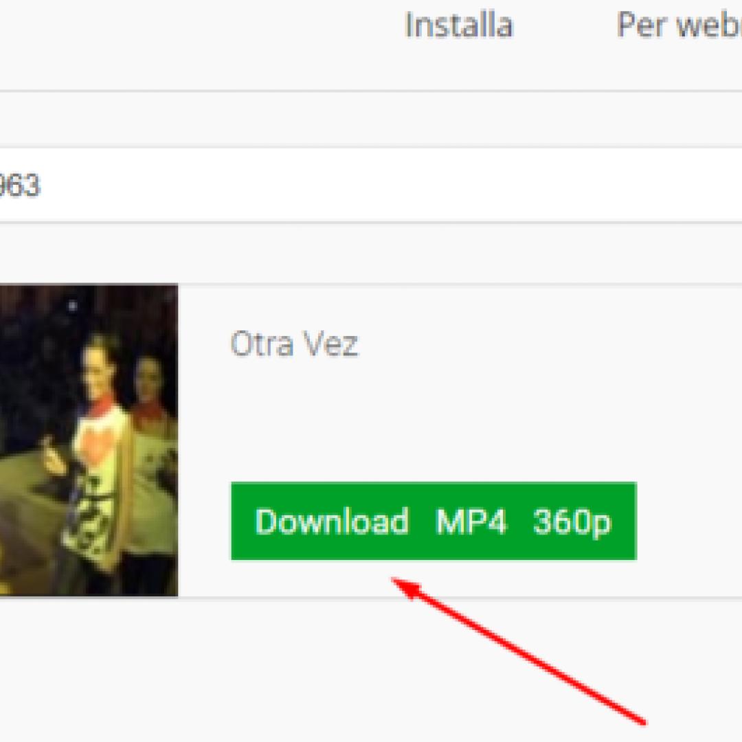 scaricare video  vimeo  download