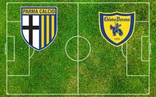 Serie A: parma chievo calcio gol video