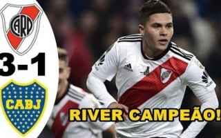 calcio argentina video river boca