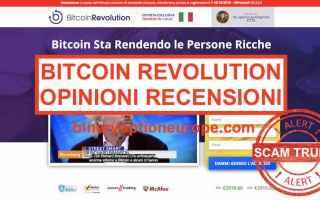Borsa e Finanza: bitcoin revolution  truffa  scam esposta