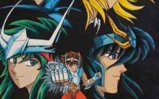 Anime: andromeda  netflix  donna  zodiaco