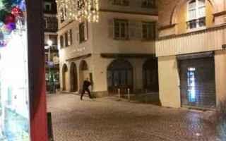 Cronaca Nera: strasburgo francia morti video natale
