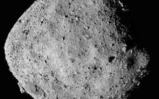 Astronomia: bennu  nasa  asteroidi