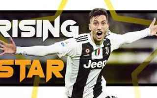 Serie A: bentancur juve juventus video calcio