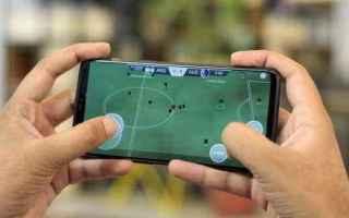 Mobile games: giochi  calcio  android