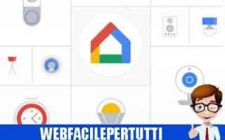App: google home apk aggiornamento app