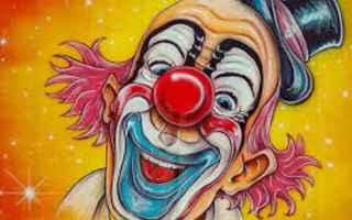 Psiche: clown  coulrofobia  malattie