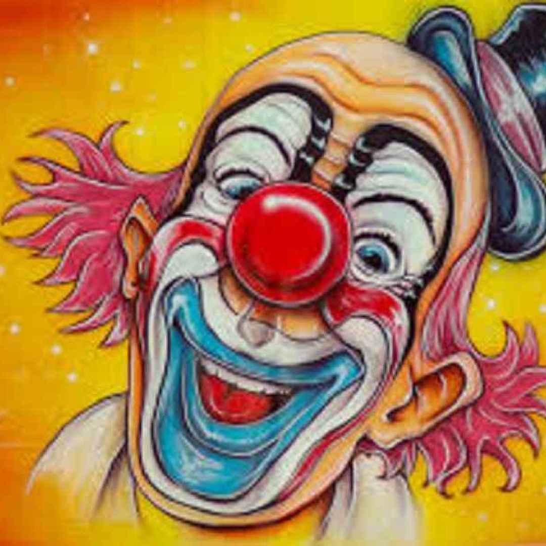 clown  coulrofobia  malattie